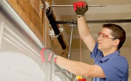 garage door maintenance League City