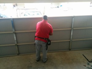 garage door installation League City TX